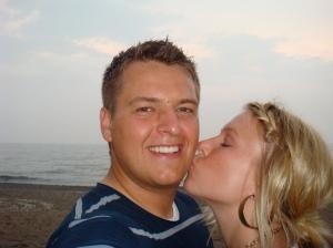 Kiss at Lake Ontario